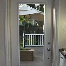 Single Patio Doors Single Patio Door In Home Ideas Style