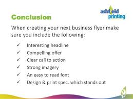 Create Business Flyer How To Create The Perfect Business Flyer