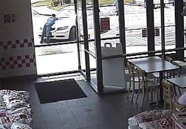 second video reportedly shows disgruntled manicure customer driving with salon employee on hood of car