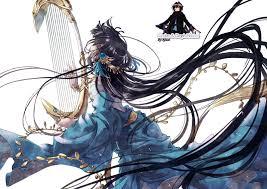 """Résultat de recherche d'images pour """"manga fille cheveux noir"""""""