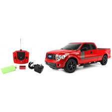 Licensed Ford F-150 FX4 Electric RC Truck 1:10 Gear-Max RTR (Red)