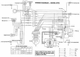honda st70 motorcycle wiring diagram all about wiring diagrams motorcycle electrical wiring diagram at Honda Motorcycle Wiring Diagrams