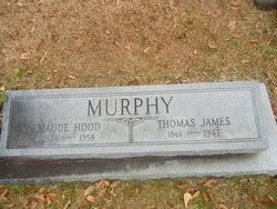 Maude Hood Murphy (1879-1958) - Find A Grave Memorial