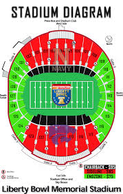 Liberty Football Seating Chart Game Tickets