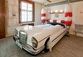 cool furniture design. 1. Bed Set Inspired By Car Cool Furniture Design