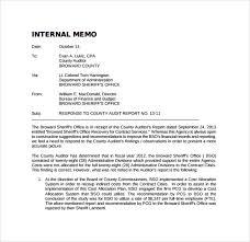 What Is An Internal Memo Internal Memo Sample Under Fontanacountryinn Com