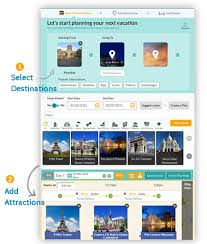 Vacation Planner Online An Online Travel Itinerary Tool Marketing In Tourism