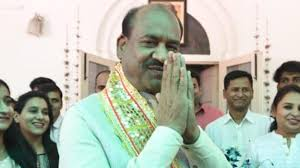 Om Birla Bjps Surprise Pick For Speaker Is Also A Message Down