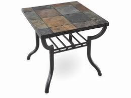 furniture slate tile coffee table amusing elegant square tiled contemporary porcelain backsplash kitchen bathroom