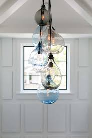 sea glass pendant lights. Chic And Stylish California Beach House Radiates With Comfort Sea Glass Pendant Lights H