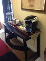 coffee bar for office. Coffee Station In Lobby ;-) Bar For Office C