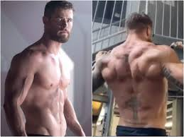 Chris Hemsworth's Body Double Wishes Actor Would Stop Gaining Muscle
