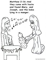 The Birth Of Jesus Coloring Pages for Jesus Is Born Coloring Page ...
