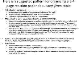 example of essay outlines format how to write a reaction paper examples samples at kingessays