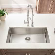 Double Sink Magnificent Installing Deep Kitchen Sink Deep Wide