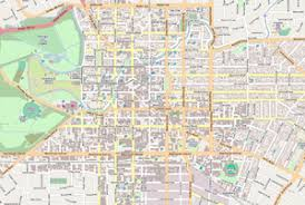 christchurch arts centre wikipedia Map Of Christchurch map of christchurch central city map of christchurch new zealand