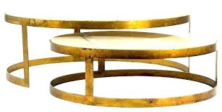 glass and gold coffee table gold round dining table gold round side table round gold coffee