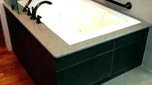 best alcove deep soaking tub deepest modern bathtub bathtubs home improvement outstanding ext cast iron