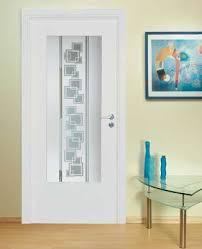 glass door wood hinges mdf doors
