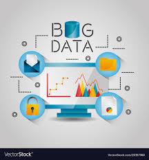 Big Chart Big Data Computer Diagram Chart Email Security
