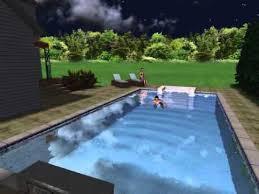Paradise North Pools 16x32 Rectangle Inground Swimming Pool YouTube