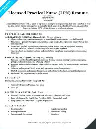 Lpn Nursing Resume Examples Cool Nurse Resume Example Entry Level Nurse Resume Licensed Practical