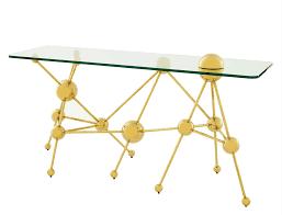 gold console table. More Views. EICHHOLTZ GALILEO GOLD CONSOLE TABLE Gold Console Table