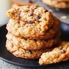 big fat oatmeal raisin cookies