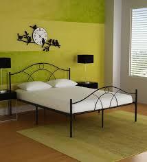 black queen size bed. Delighful Queen Bari Metallic Queen Size Bed In Black Finish By FurnitureKraft With U