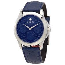 image is loading gucci g timeless blue dial men 039 s