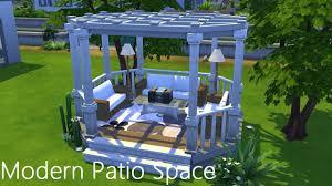 sims 4 gazebo. modern outdoor living space the sims 4 speed build gazebo