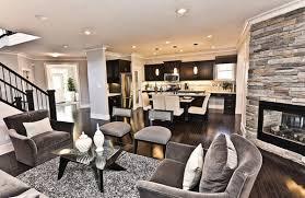 25 Living Room Design IdeasOpen Living Room Dining Room Furniture Layout