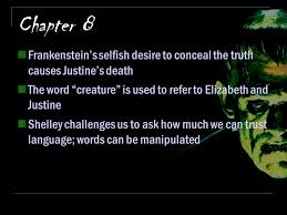 Mary Shelley's Frankenstein NOTES On The Novel Ppt Download Mesmerizing Victor Frankenstein Quotes