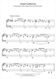 (might not be done yet). Eagles Hotel California Sheet Music Pdf Notes Chords Classical Score Solo Guitar Tab Download Printable Sku 157117