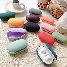 Solid Color <b>Earphone</b> Case For Samsung Galaxy Buds Plus Cases ...