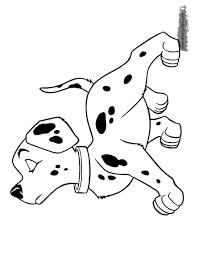 101 dalmatians coloring pages fresh 3 and