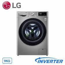 Máy Giặt Sấy LG Inverter 9kg FV1409G4V Lồng Ngang Chính hãng, Giá rẻ nhất
