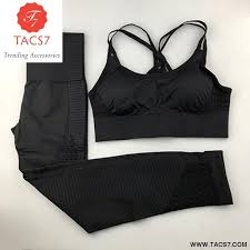 <b>Seamless</b> Yoga <b>Set</b> Women <b>Fitness Clothing</b> | Womens workout ...