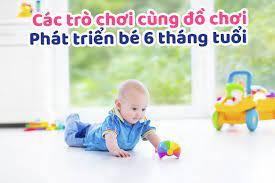 10 Đồ chơi cho Trẻ sơ sinh 3 - 6 tháng tuổi Trí Tuệ