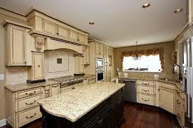 attractive antique white glazed kitchen cabinets great kitchen design ideas on a budget with kitchen amazing