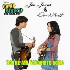 Joe Jonas & Demi Lovato – <b>You</b>'re <b>My Favorite</b> Song Lyrics | Genius ...
