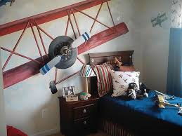 fun rooms for boys airplane room
