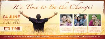 It\u0027s Time To Be The Change -Durban DVD