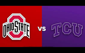 Image result for ohio state vs tcu 2018