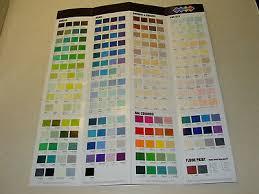 Paint Colour Chart Crown Crown Paints Trade Colour Chart Paint Guide Bs4800 Ral