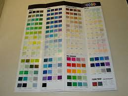 Crown Trade Colour Collection Colour Chart Crown Paints Trade Colour Chart Paint Guide Bs4800 Ral