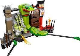 Lego Ninjago 9558 Training Set: Amazon.de: Spielzeug