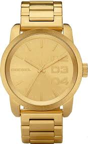 gold tone diesel franchise steel watch dz1466 men s gold tone diesel franchise steel watch dz1466