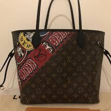 louis vuitton overnight bag. now \u20ac 1300 1450 louis vuitton overnight bag
