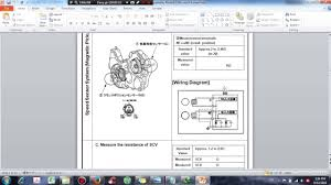 Toyota Engine 2KD FTV Repair Manual - YouTube